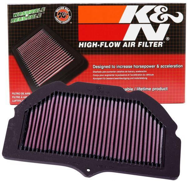 Filtre a air KN Sport KA-1199 k/&n pour moto Kawasaki ZRX 1200 S B 2002