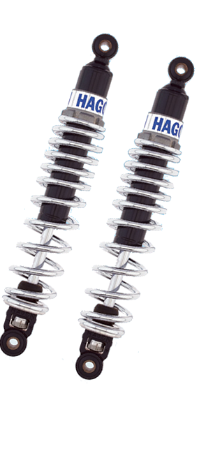 Hagon 2810 Road Shocks(oog/oog)