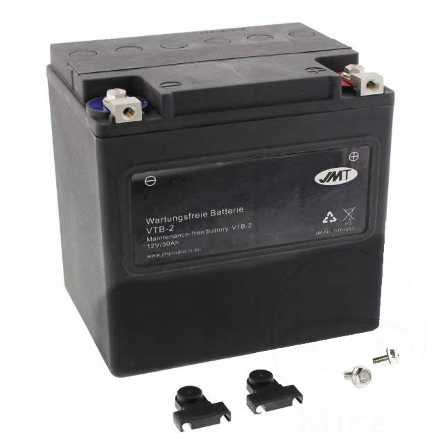 ACCU RMCP VTB-2 V-TWINS 30 AMPS