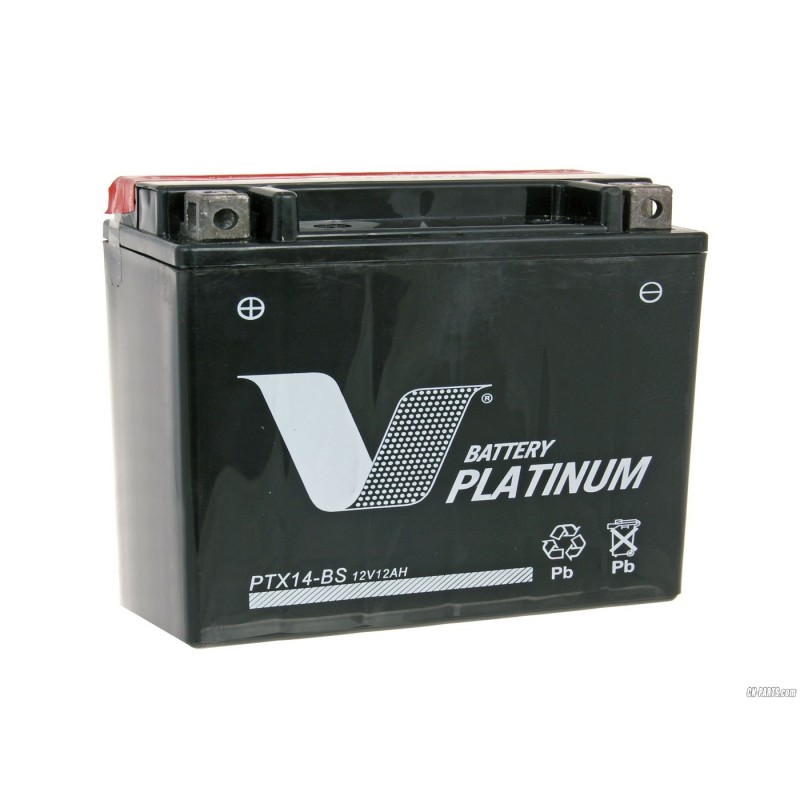 BATTERY RMCP YTX14-BS(MF)