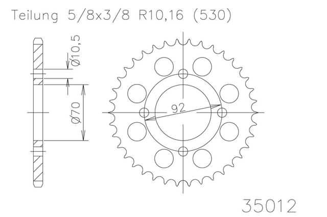 Air Filter Honda Cm125200 Xl500s 17213 402 001 17213 402 001723